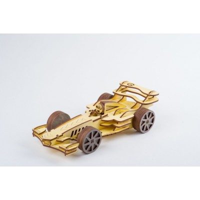 """3D дерев'яний конструктор """"Феррарі"""" EG-4"""