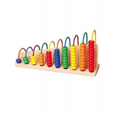 Розвиваюча іграшка вчимося рахувати VT-16